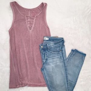 American Eagle Soft & Sexy Tank Top